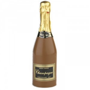 chocolade champagnefles
