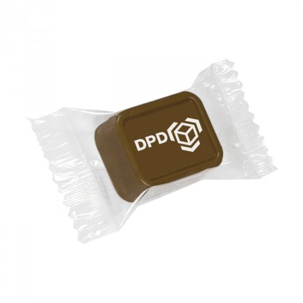 logobonbon in cellofaan DPD
